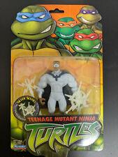 Teenage Mutant Ninja Turtles: Silver Sentry Figure, 2004, FREE UK POSTAGE
