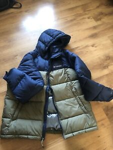 Columbia Mens Coat XL Brand New With Out Tags