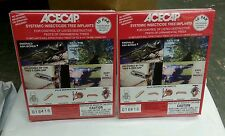 2 packs ACECAP Systemic Insecticide Tree Implants Kills Emerald Ash Borer