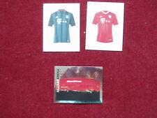 10 Panini-Sticker  Bundesliga 2013/2014 Bayern München
