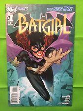 BATGIRL NeW 52! # 1 (VF)•1st Print•HoT ADAM HUGHES Cover•NeW Joss Whedon Movie•
