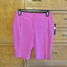 Women's excellence & performance EP pro Sport pink golf shorts sz 0 new NWT $93