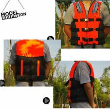 Gilet de sauvetage orange M-XXL Gilet de sauvetage Gilet Gilet enfants adultes
