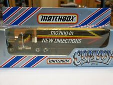 Matchbox Convoy CY9 Kenworth - Moving In NEW DIRECTIONS - Mint in Box