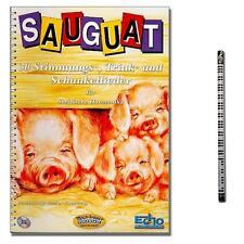 Sauguat 30 Stimmungslieder Trinklieder mit CD Musik-bleistift Ec022266