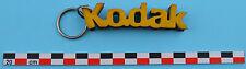 Porte clé souple caoutchouc Kodak vintage