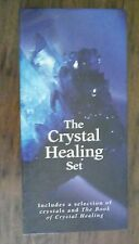 The Crystal Healing Set Six Crystals and The Book of Crystal Healing