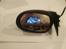 00 01 02 03 Jaguar S-Type Passenger Side Mirror Right RH OEM Blue 2000-2003