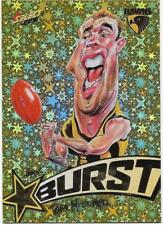 2018 Footy Stars Starburst Caricature YELLOW (SBY39) Tom MITCHELL Hawthorn