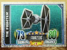 Rebel Attax Star Wars Serie 1 (2015), Tie Fighter (168), Holographic Foil Karte