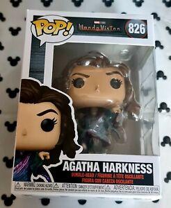 Funko Pop Wandavision 826 Agatha Harkness Disney Marvel Studios Vinyl Figure