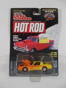 Racing Champions Hot Rod Magazine '78 Pontiac Trans Am