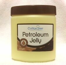 Petroleum Jelly Kakaobutter Baumwolle Baum für Körper Haut 226g Familie Pack