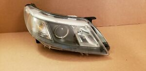 2008-2011 Saab 9-3 93 Headlight RH Passenger Halogen Lamp OEM