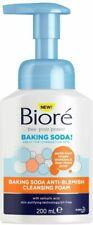 Biore blue agave & baking soda Anti Blemish Cleansing Foam Face Wash