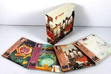 CRESSIDA/FANTASY/DR.Z/CLEAR BLUE SKY  ~ JAPAN MINI LP CD X4 BOX SET, ORIGINAL