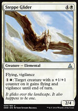 MTG STEPPE GLIDER FOIL EXC - PLANATORE DELLA STEPPA - OGW - MAGIC