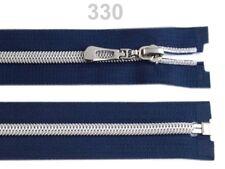 Rei�Ÿverschluss teilbar 7mm Metallspirale - verschiedene Längen - Metall Spirale