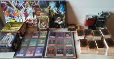 Collection de cartes Yu-Gi-Oh + Booster Pack Exclusif + Accessoires FR
