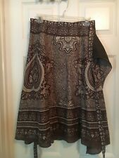 WRAP AROUND SKIRT - Size L - from BCBG Maxazria - NWOT