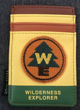 Loungefly Wilderness Explorer Patch Cardholder Disney Pixar Limited Edition New