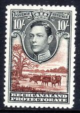 British Honduras KGVI 10/- mmint SG128 1938 [B310321]