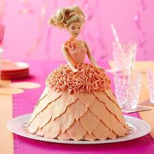 1 WILTON DOLLY VARDEN DOLL (BLONDE) cake decoration