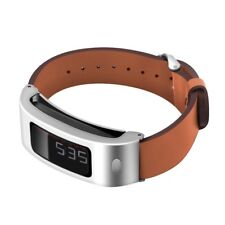 Garmin Vivofit 2 Bands, Leather Replacement Wristbands shockproof protective ...