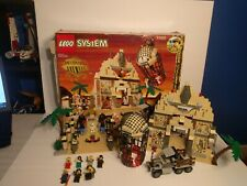 Lego 5988 Temple of Anubis Pharaoh's Forbidden Ruins Almost Complete