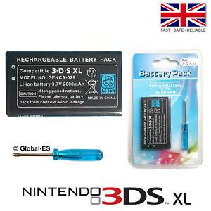 Nintendo 3DS XL / LL 2000mAh Battery Kit - SPR-003