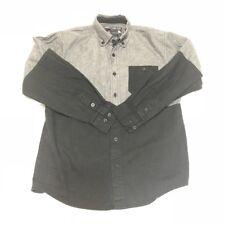 Winchester Branding Co. Boy's Long Sleeve Shirt 100 % Cotton Size M (10-12) Nwt