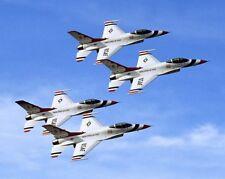 USAF Thunderbirds Banking Formation 11x14 Silber Halogen Fotodruck