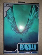 NECA Mothra V2 Godzilla 2019 King of the Monsters New MISB