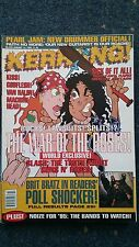 KERRANG No 528 SLASH,KISS,MACHINE HEAD ETC