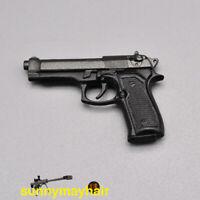 1/6 Bruce Willis Figure Beretta M92F Pistol Model Gun Toys Plastic Weapon Toy