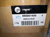 New TRANE MOD01420 RTAA MCSP CHILLER MODULE X13650361-05 REV: K