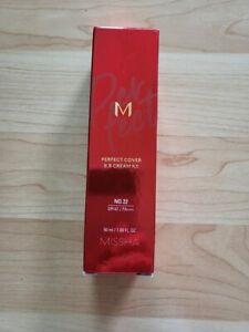 Missha M Perfect Cover BB Cream RX SPF42 PA+++50ml NO22 K Beauty Korea Cosmetics