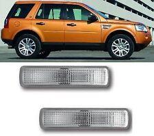 Land Rover Freelander 2 Repetidores De Lado Transparente Indicadores 1 par