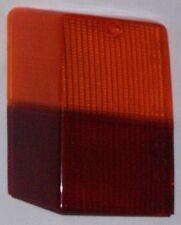 Classic Mini Posteriore Stop/Flash Lens L/H XFJ10027 MK4 N/S ROVER COOPER AUSTIN 5R3