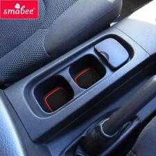 Gate slot mat For FOR NISSAN NAVARA D40 4DR 2008-2012 Interior Door Pad/Cup 18*