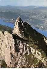 BR14935 La baie de Gresine et le Lac du Bourget Le Dent du Chat   france