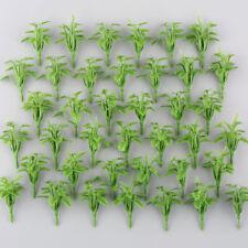 50 Model Ground Cover Plants Grass Architectural Railroad Diorama Scenery 1:100
