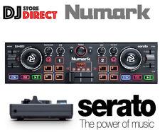 NUMARK DJ2GO2 Portable MINI Pocket sized DJ Controller USB MIDI AUX With SERATO