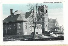Methodist Church Boonville In Unused Postcard 6103