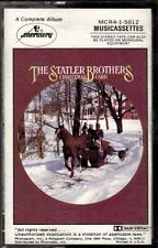 """THE STATLER BROTHERS...""""CHRISTMAS CARD"""".......OOP CHRISTMAS CASSETTE"""