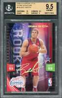 Blake Griffin Rc 2009-10 Adrenalyn Xl Extra Signature #9 BGS 9.5 (10 9.5 9.5 9)
