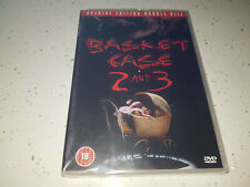 Basket Case 2 & 3     DVD  (Brand New)