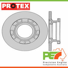 1x Brand New *PROTEX* Rotor - Rear For FORD TRANSIT VM 3D Van FWD..