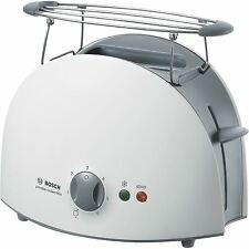 Bosch 2 Slice Toaster Home Kitchen Private Collection with Variable Heat - White
