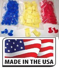 250 scotch locks quick splice electrical terminals 10 - 22 GAUGE Made in USA